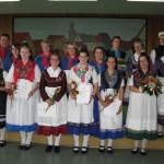 Die Geehrten beim 10jährigen Jubiläum im Oktober 2009